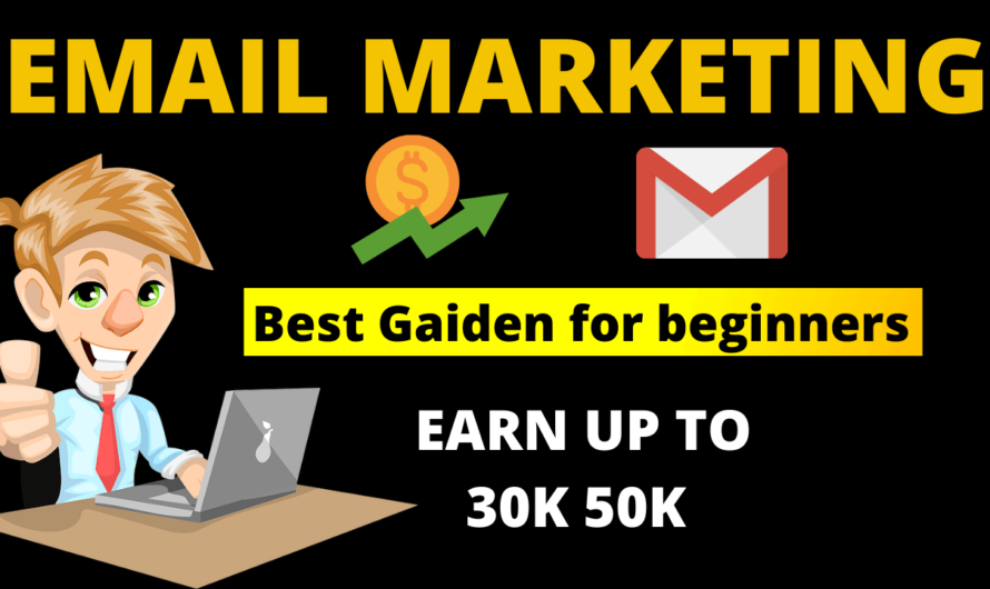How to make money with gmail marketing