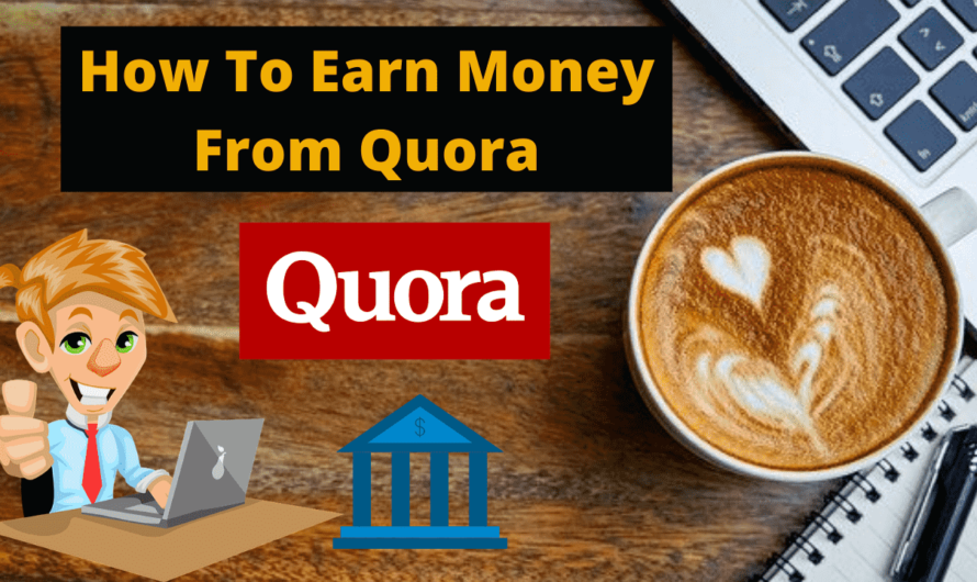 how to earn money from quora
