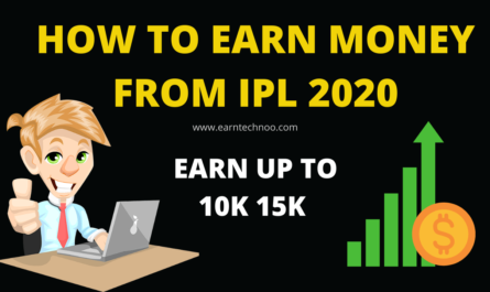 how to earn money from ipl 2020