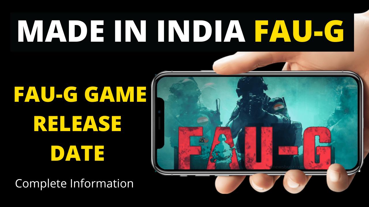 What is a Fau-G Game - Complete Information